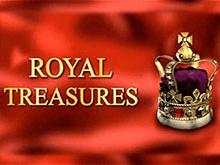 Автоматы на деньги Royal Treasures онлайн