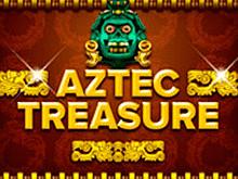 Скачать автоматы Вулкан - Aztec Treasure