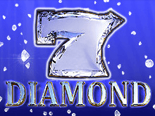 Игровой автомат Diamond 7 с бонусами Вулкан