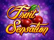 Играть в автоматы Вулкан на деньги - Fruit Sensation