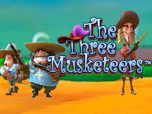 Играть на деньги в автомат The Three Musketeers