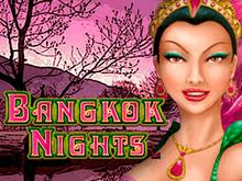 Автомат с фриспинами на зеркале клуба – Ночи Бангкока